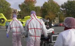 Brutal rebrote de coronavirus en Europa