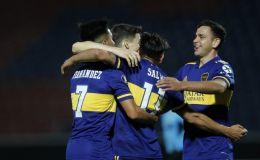 Regreso triunfal para Boca en la Libertadores