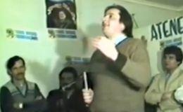 "La primera campaña de Néstor ""Lupín"" Kirchner"