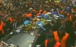 A 10 años de la muerte de Néstor Kirchner