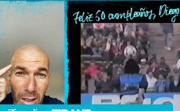 """""""Eternamente Diego"""": Los 60 del 10"""