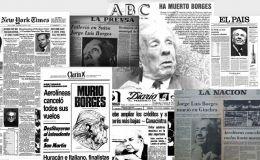 A 35 años de la muerte de Jorge Luis Borges