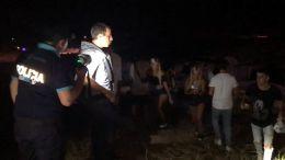Fiesta clandestina con más de 2 mil asistentes en Nueva Atlantis