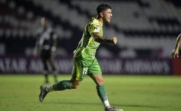 Defensa avanza en la Copa Sudamericana