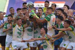Defensa y Justicia campeón de la Copa Sudamericana