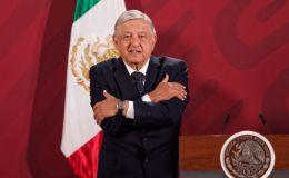 México: El negacionista López Obrador, contagiado de COVID
