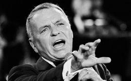 A 23 años de la muerte de Frank Sinatra