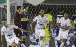 Santos eliminó a un timorato Boca