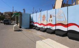 Irak se prepara para recibir a Francisco