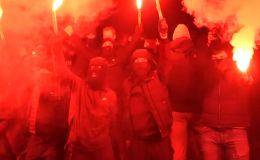 Protestas en Europa contra las restricciones