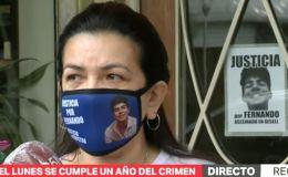 Un año sin Fernando, asesinado por rugbiers
