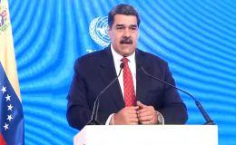Maduro denuncia conspiración de EE UU