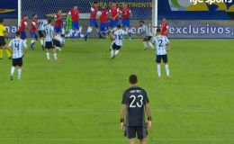 Copa América: Argentina 1 - Chile 1